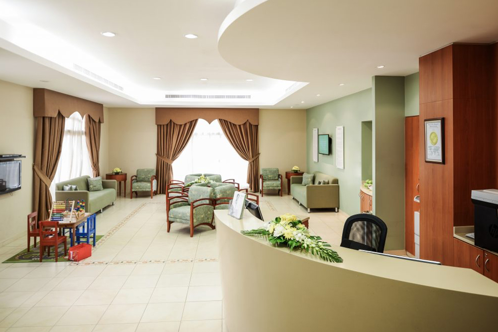 HealthPlus Women's Health Center Waitingroom