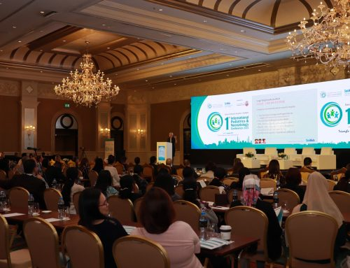 The 1st International Pediatric & Neonatology Conference in Abu Dhabi Concludes Today