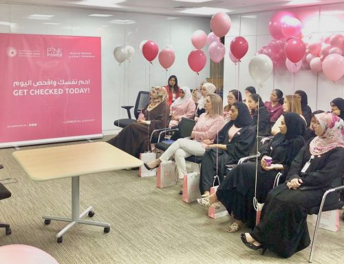 National Ambulance and Danat Al Emarat Raise Awareness on  Early Detection of Breast Cancer