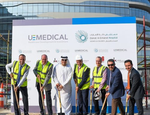 United Eastern Medical Services (UEMedical) starts constructions of the expansion of Danat Al Emarat Hospital in Abu Dhabi